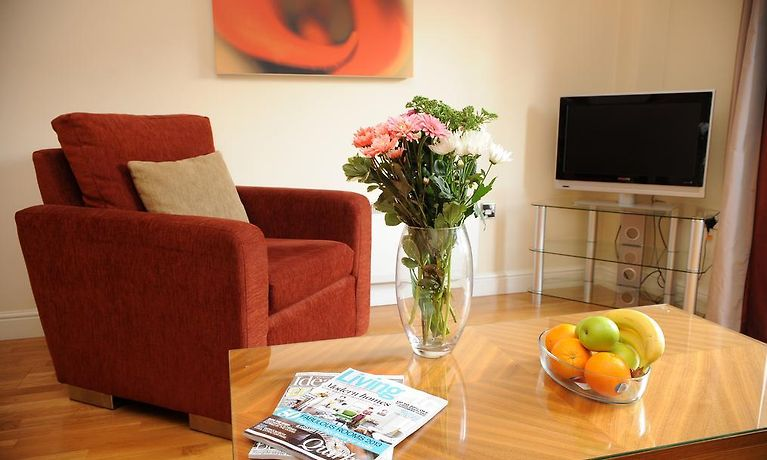 Bristol Serviced Apartments Premier Suites Plus Bristol Cabot Circus